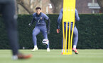 SOUTHAMPTON, ENGLAND - MARCH 08: Che Adams during a Southampton FC training session at the Staplewood Campus on March 08, 2021 in Southampton, England. (Photo by Matt Watson/Southampton FC via Getty Images)