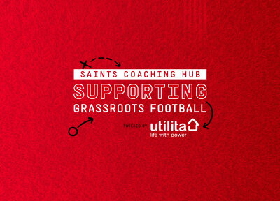 Train at home with the Saints Coaching Hub