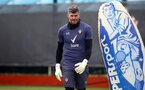 SOUTHAMPTON, ENGLAND - MARCH 12: Fraser Forster during a Southampton FC training session at the Staplewood Campu on March 12, 2021 in Southampton, England. (Photo by Matt Watson/Southampton FC via Getty Images)