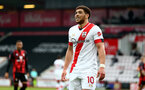BOURNEMOUTH, ENGLAND - MARCH 20: Che Adams of Southampton during the Emirates FA Cup Quarter Final match between AFC Bournemouth and Southampton at the Vitality Stadium on March 20, 2021 in Bournemouth, England. (Photo by Matt Watson/Southampton FC via Getty Images)