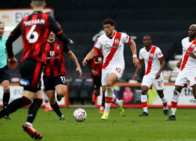 Highlights: AFC Bournemouth 0-3 Southampton