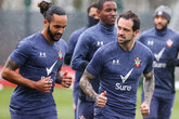 Walcott and Ings in contention to face Burnley