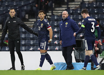Adams makes full Scotland debut