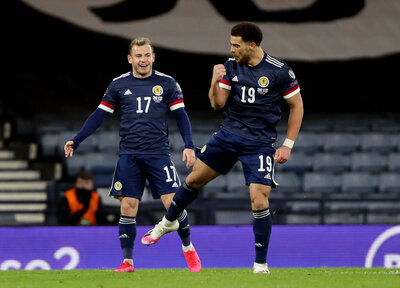Adams scores first Scotland goal