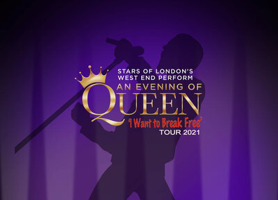 Second date added for An Evening of Queen