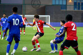 PL2 Gallery: Leicester 7-1 Saints