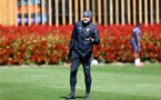 SOUTHAMPTON, ENGLAND - APRIL 26: Southampton manager Ralph Hasenhüttl during a Southampton FC training session at the Staplewood Campus on April 26, 2021 in Southampton, England. (Photo by Matt Watson/Southampton FC via Getty Images)