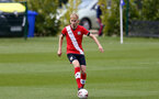 READING, ENGLAND - APRIL 27: Jem Hewlett of Southampton during the Premier League U18s match between Reading and Southampton U18s at Bearwood Park Training Ground on April 27, 2021 in Reading, England. (Photo by Isabelle Field/Southampton FC via Getty Images)