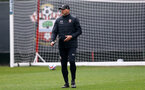 SOUTHAMPTON, ENGLAND - APRIL 28: Southampton manager Ralph Hasenhüttl during a Southampton FC training session at the Staplewood Campus on April 28, 2021 in Southampton, England. (Photo by Matt Watson/Southampton FC via Getty Images)