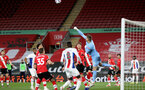 SOUTHAMPTON, ENGLAND - MAY 11:  during the Premier League match between Southampton and Crystal Palace at St Mary's Stadium on May 11, 2021 in Southampton, England. Sporting stadiums around the UK remain under strict restrictions due to the Coronavirus Pandemic as Government social distancing laws prohibit fans inside venues resulting in games being played behind closed doors.  (Photo by Matt Watson/Southampton FC via Getty Images)