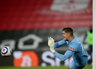 Forster on a positive reaction