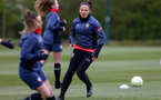 SOUTHAMPTON, ENGLAND - MAY 12: Kirsty Whitton during Southampton Women's training session at Staplewood Training Ground on May 12, 2021 in Southampton, England.  (Photo by Isabelle Field/Southampton FC via Getty Images)