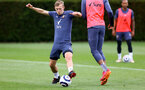 SOUTHAMPTON, ENGLAND - MAY 17: James Ward-Prowse during a Southampton FC training session at the Staplewood Campus on May 17, 2021 in Southampton, England. (Photo by Matt Watson/Southampton FC via Getty Images)