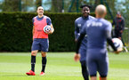SOUTHAMPTON, ENGLAND - MAY 17: Oriol Romeu during a Southampton FC training session at the Staplewood Campus on May 17, 2021 in Southampton, England. (Photo by Matt Watson/Southampton FC via Getty Images)