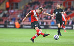 SOUTHAMPTON, ENGLAND - MAY 18: James Ward-Prowse of Southampton during the Premier League match between Southampton and Leeds United at St Mary's Stadium on May 18, 2021 in Southampton, England. (Photo by Matt Watson/Southampton FC via Getty Images)