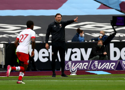 Hasenhüttl: We have to change a lot