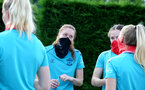 SOUTHAMPTON, ENGLAND - July 01: Rachel Panting during Southampton women's first pre season training session at Staplewood training ground on July 01, 2021 in Southampton, England. (Photo by Isabelle Field/Southampton FC via Getty Images)