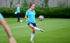 SOUTHAMPTON, ENGLAND - July 08: Sophia Pharoah during Southampton Women's per season training session at Staplewood training ground on July 08, 2021 in Southampton, England. (Photo by Isabelle Field/Southampton FC via Getty Images)