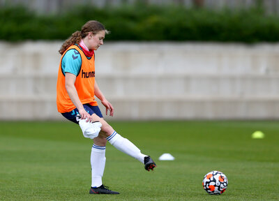 Southampton FC Women's Kendall to represent England Under-19s