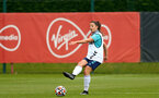 SOUTHAMPTON, ENGLAND - July 08: Kirsty Whitton during Southampton Women's per season training session at Staplewood training ground on July 08, 2021 in Southampton, England. (Photo by Isabelle Field/Southampton FC via Getty Images)