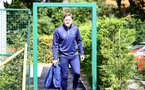 SOUTHAMPTON, ENGLAND - JULY 13: Ralph Hasenhuttl during pre-season training session at Staplewood Complex on July 13, 2021 in Southampton, England. (Photo by Isabelle Field/Southampton FC via Getty Images)