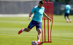 SOUTHAMPTON, ENGLAND - JULY 16: Mohamed Elyounoussi during pre-season training session at Staplewood Complex on July 16, 2021 in Southampton, England. (Photo by Isabelle Field/Southampton FC via Getty Images)