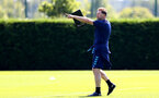 SOUTHAMPTON, ENGLAND - JULY 16: Ralph Hasenhuttl during pre-season training session at Staplewood Complex on July 16, 2021 in Southampton, England. (Photo by Isabelle Field/Southampton FC via Getty Images)