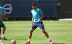 SOUTHAMPTON, ENGLAND - JULY 19: Mohamed Elyounoussi during a Southampton FC pre season training session at the Staplewood Campus on July 19, 2021 in Southampton, England. (Photo by Matt Watson/Southampton FC via Getty Images)
