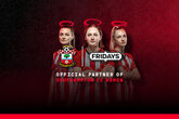 Saints welcome Fridays as Official Partner