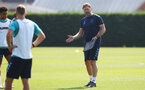 SOUTHAMPTON, ENGLAND - JULY 22: Southampton manager Ralph Hasenhüttl during a Southampton FC pre season training session at The Staplewood Campus on July 22, 2021 in Southampton, England. Photo by Matt Watson/Southampton FC via Getty Images