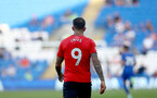 CARDIFF, WALES - JULY 27: Danny Ings of Southampton during the Pre-Season Friendly match between Cardiff City and Southampton at Cardiff City Stadium on July 27, 2021 in Cardiff, Wales. Photo by Matt Watson/Southampton FC via Getty Images