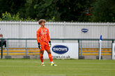Youngster Hall seals Melksham Town loan move