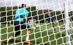 CARDIFF, WALES - JULY 28: Goalkeeping coach Andrew Sparkes during a Southampton FC pre-season recovery session at The Vale Resort, Vale of Glamorgan on July 28, 2021 in Cardiff, Wales. Photo by Matt Watson/Southampton FC via Getty Images