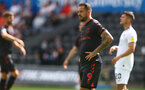 SWANSEA, WALES - JULY 31: Danny Ings of Southampton during the pre-season friendly match between Swansea City and Southampton FC, at The Liberty Stadium on July 31, 2021 in Swansea, Wales. (Photo by Matt Watson/Southampton FC via Getty Images)