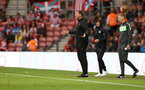 SOUTHAMPTON, ENGLAND - AUGUST 07: Southampton manager Ralph Hasenhüttl during the pre season friendly match between Southampton FC and Athletic Club at St Mary's Stadium on August 07, 2021 in Southampton, England. (Photo by Matt Watson/Southampton FC via Getty Images)