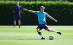 SOUTHAMPTON, ENGLAND - AUGUST 11: James Ward-Prowse during a Southampton FC training session at the Staplewood Campus on August 11, 2021 in Southampton, England. (Photo by Matt Watson/Southampton FC via Getty Images)