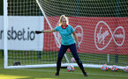 SOUTHAMPTON, ENGLAND - AUGUST 10: Kayla Rendell during Southampton women's pre season training session at Staplewood Training Ground on August 10, 2021 in Southampton, England. (Photo by Isabelle Field/Southampton FC via Getty Images)