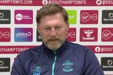 Press Conference (part two): Hasenhüttl on Man United test