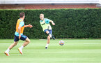 SOUTHAMPTON, ENGLAND - AUGUST 17: James Ward-Prowse during a Southampton FC training session at Staplewood Campus on August 17, 2021 in Southampton, England. (Photo by Matt Watson/Southampton FC via Getty Images)