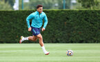 SOUTHAMPTON, ENGLAND - AUGUST 17: Che Adams during a Southampton FC training session at Staplewood Campus on August 17, 2021 in Southampton, England. (Photo by Matt Watson/Southampton FC via Getty Images)
