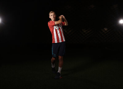 Gallery: Ward-Prowse commits future to Saints