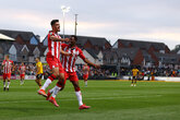 Saints cruise past Newport to secure cup progression