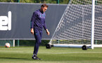 SOUTHAMPTON, ENGLAND - AUGUST 26: Southampton manager Ralph Hasenhüttl during a Southampton FC training session at the Staplewood Campus on August 26, 2021 in Southampton, England. (Photo by Matt Watson/Southampton FC via Getty Images)