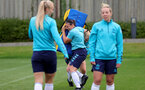 SOUTHAMPTON, ENGLAND - AUGUST 31: Shannon Sievwright during Southampton Women's training session at  Staplewood Training Ground on August 31, 2021 in Southampton, England. (Photo by Isabelle Field/Southampton FC via Getty Images)