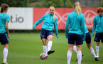 SOUTHAMPTON, ENGLAND - AUGUST 31: Rosie Parnell during Southampton Women's training session at  Staplewood Training Ground on August 31, 2021 in Southampton, England. (Photo by Isabelle Field/Southampton FC via Getty Images)