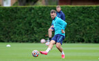 SOUTHAMPTON, ENGLAND - SEPTEMBER 01: Adam Armstrong during Southampton training session at Staplewood Complex on September 01, 2021 in Southampton, England. (Photo by Isabelle Field/Southampton FC via Getty Images)