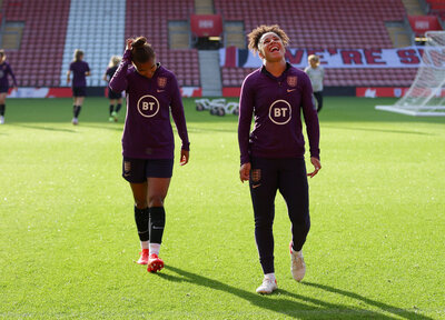 Video: Lionesses excited for St Mary's reunion
